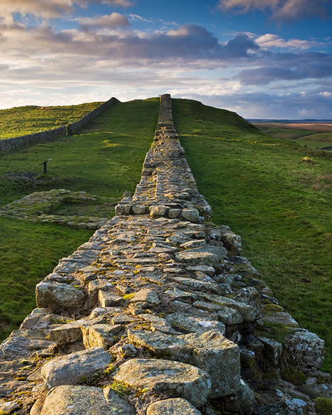 David Taylor, Hadrians Wall