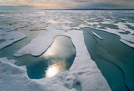 MClure Strait, North West Territories, Canada