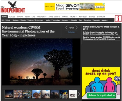 environmental landscape photographer of the year