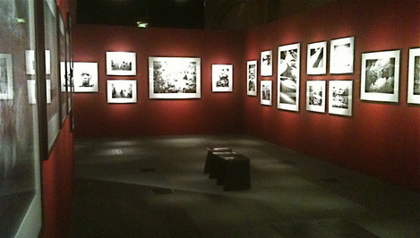 3. A snapshot of the Africa section in Genesis. NHM, London. (K. Edge).