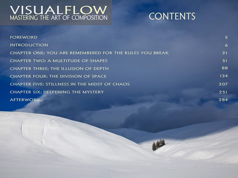 Visual Flow - Ian Plant and George Stocking - contents