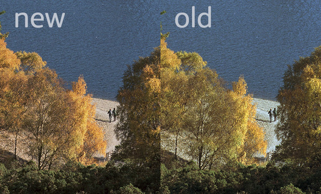 Make Shadow and Highlight Colour Cast Corrections -detail