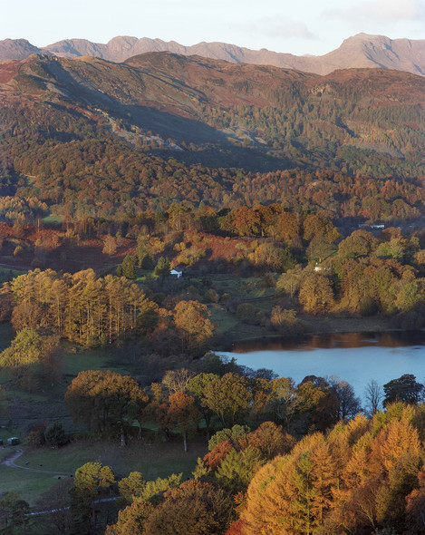 lakes- Make Shadow and Highlight Colour Cast Corrections