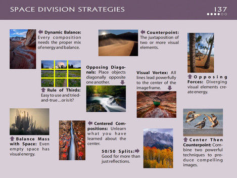 Visual Flow - Ian Plant and George Stocking - space division strategies