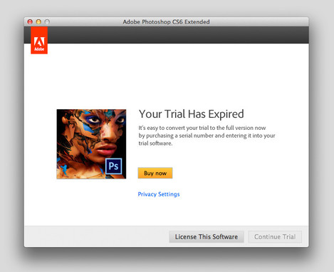 Is Adobe Creative Cloud Bad For Photographers  - trial has ended