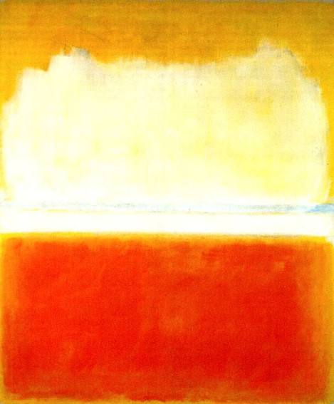 Untitled no 8, 1952 - Mark Rothko