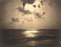 Solar Effect, 1857 - Gustav Le Grey