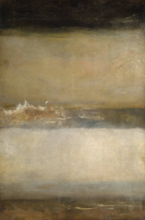 Three Seascapes, c1827 - Joseph Mallord William Turner