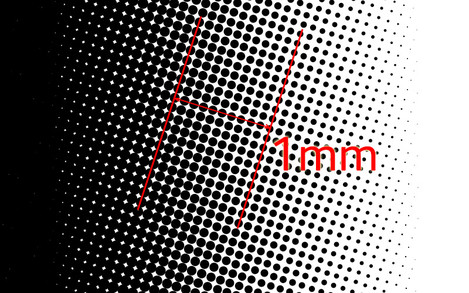 Lines Per Inch - monohalftone-pitch