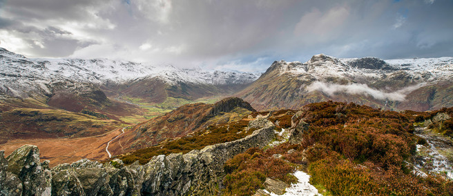 Mickeldon Valley & the Langdales-small