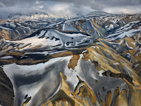 "1. Aerial ""The Highlands"" Iceland 2013"