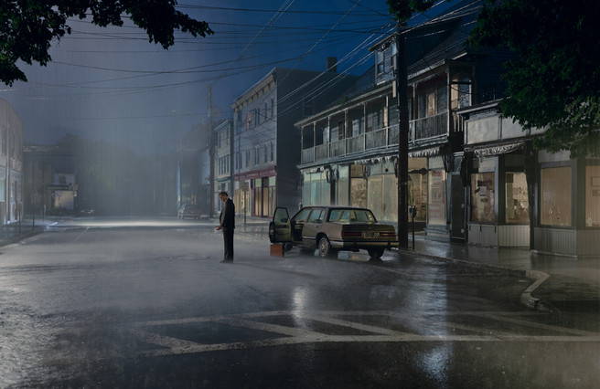 Untitled, summer (from Beneath the roses), 2004 © Gregory Crewdson