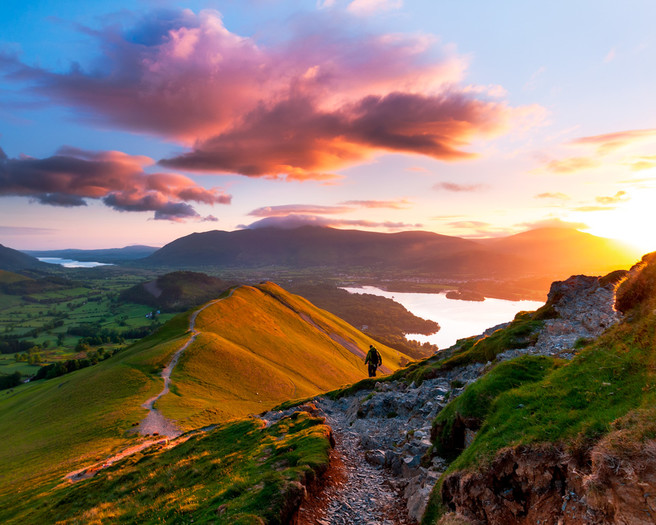 Lake District_Catbells