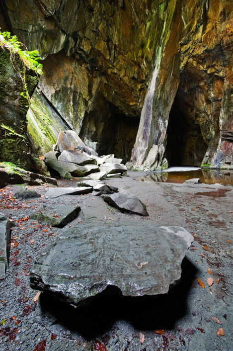 Lake District_Cathedral Cave