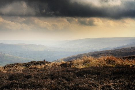 'View from Rosedale Head' - by John Clifton