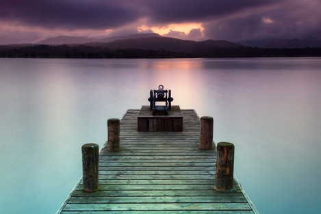 Windermere from Low Wood
