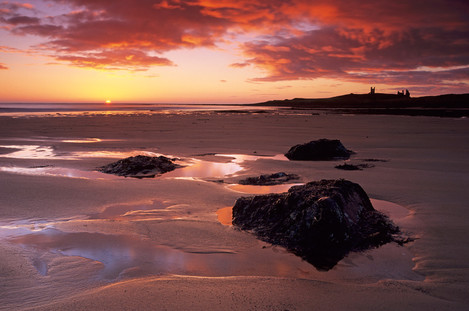 Embleton Bay - Inevitably we are influenced in our tastes by what we see in print and online, and light gets all the glory