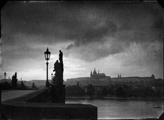 Josef-Sudek-EveningOnCharlesBridge