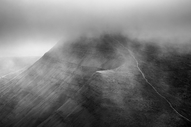Cribyn, Brecon Beacons, Wales, UK