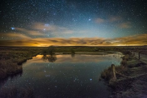 wildmoor-pool-stars-long-mynd-march