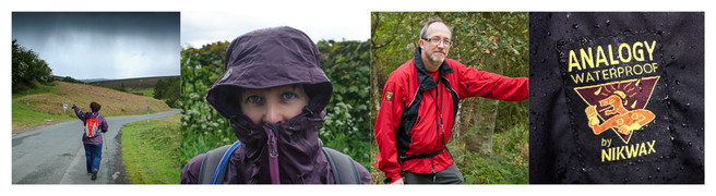 Whether your jacket is lined with a membrane like Gore-Tex or Pertex Shield, or is a non-membrane Paramo Analogy Waterproof, you must wash and re-proof it regularly to keep it performing well.