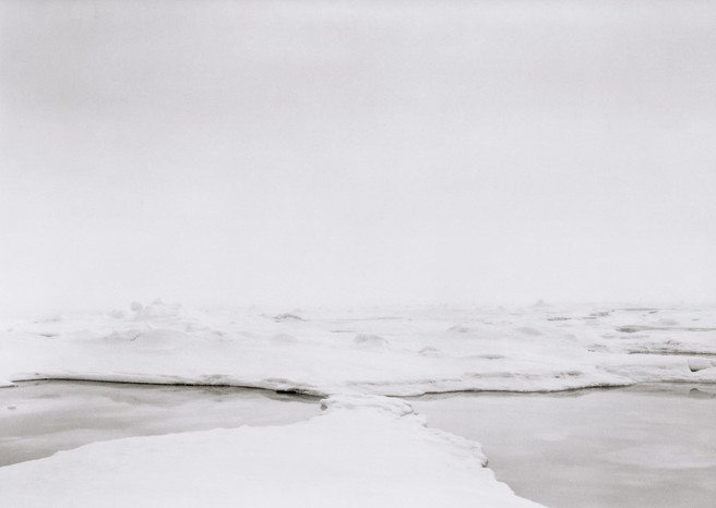 Thomas Joshua Cooper ~ Freezing fog - The Arctic Ocean