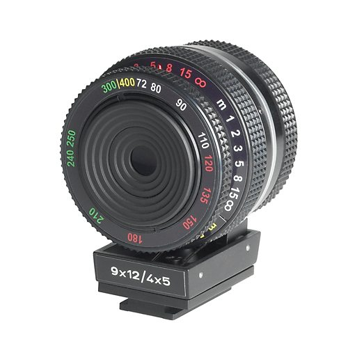 Linhof Zoom Finder large format photography
