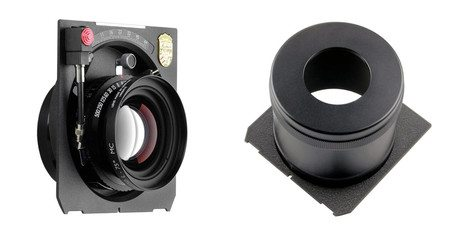 lens boards for large format photography cameras